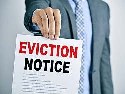 EVICTING YOUR TROUBLESOME TENANT: MORE PROBLEMS WITH PIE