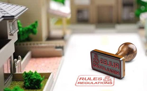 Security Estates: Are Your Rules Enforceable?